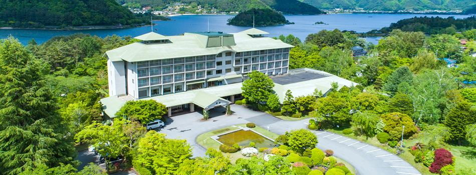 ホテル 河口湖